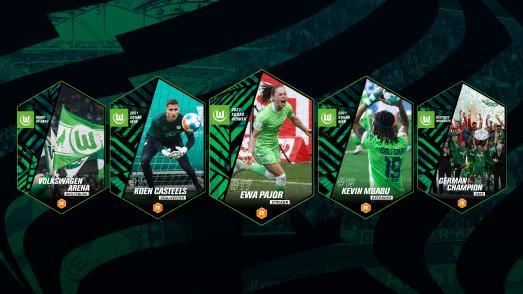 VfL Wolfsburg Fans können sich demnächst Spieler*innen der aktuellen Kader, Legenden aus der Vergangenheit oder Momente aus der Klubgeschichte digital sichern, sammeln, handeln und Zugang zu besonderen Preisen erhalten.