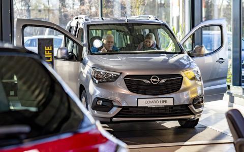 2019 Opel Combo Life Leasingangebote