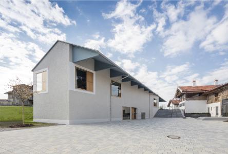 Neubau Rathaus, Maitenbeth / Foto: © Michael Heinrich