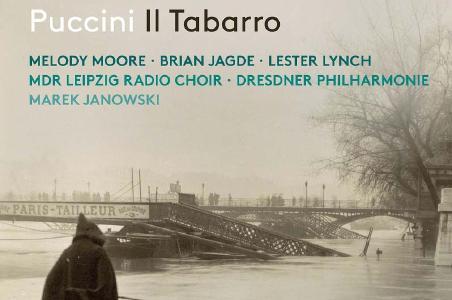 """Neu auf CD - """"Il Tabarro"""" von Puccini mit Marek Janowski und der Dresdner Philharmonie"""