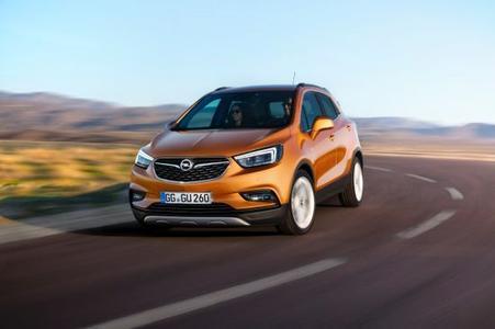 Ass im Ärmel: Der neue Mokka X soll dem gestiegenen Opel-Absatz weiteren Schwung verleihen