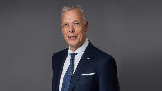 Prof. Dr. Thomas Voigtländer, stv. Vorstandsvorsitzender der Deutschen Herzstiftung, Ärztlicher Direktor des Agaplesion Bethanien-Krankenhauses Frankfurt a. M. (Foto: DHS)