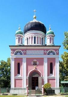 Russisch-Orthodoxe Kirche Alexander Newski, Potsdam © Foto: JensMarder/Wikimedia Commons