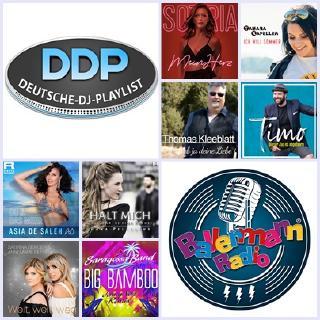 DDP- Charts bei Ballermann Radio