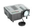 SceneLights Mini-LED-Beamer LB-3001.mini mit 60 Lumen und Media-Player