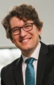 Porträt Patrick Jaskolka (Foto: Volker Wiciok)