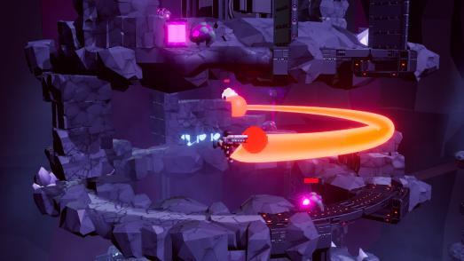 Orbital Bullet Screenshots