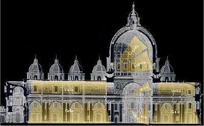 Osram überträgt das bewährte Lichtkonzept aus der Sixtinischen Kapelle auf den Petersdom. Foto: obx-news/Osram