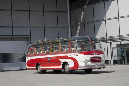 Setra S 9, Baujahr 1959