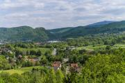 Blick auf Bad Harzburg
