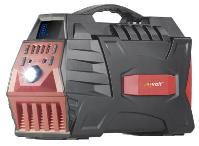 NX 2749 01 revolt Solar Konverter und Powerbank HSG 800