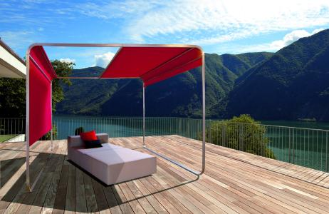 Sonnensegel Shangrila april furniture outdoor möbel