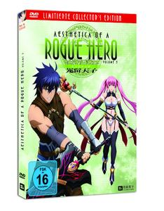 Rogue Hero DVD Vol.3 3D