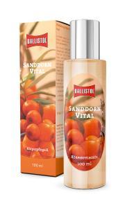 Ballistol Wellnessöl in der Ausführung Sanddorn Vital