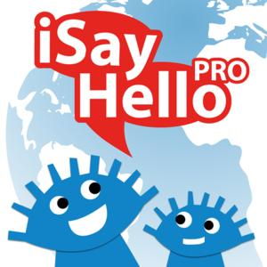 Icon iSayHello Communicator Pro