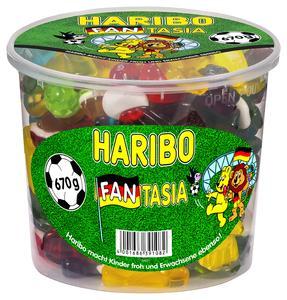 HARIBO FANTASIA Dose 670g