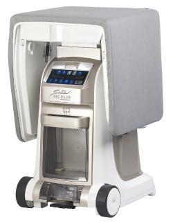 Sichler Haushaltsgeräte Aktiv-Bügeltisch mit 2.200 Watt Dampfbügelstation und Dampfbürste