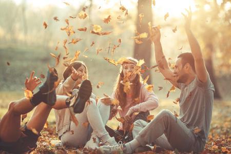 Gegen Grippe schützen und den Herbst genießen!