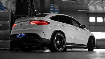 Hamann-22-Zöller am Mercedes-AMG GLE 63 Coupé
