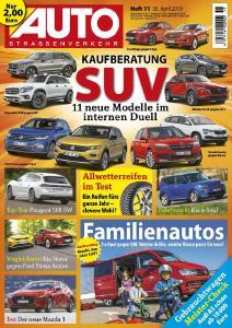 AUTO STRASSENVERKEHR 11/2019 / Motor Presse Stuttgart