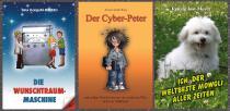 Kinderbuch-Tipps zu Weihnachten: Ein magische Maschine, der Struwwelpeter 2.0 und ein fröhliches Hundeleben