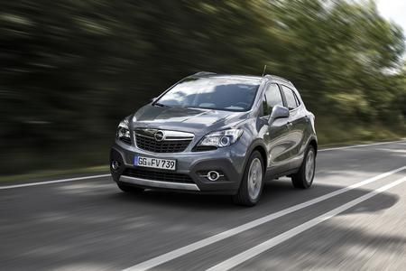Erfolgs-SUV: Der Mokka legte europaweit in den ersten drei Quartalen bei den Neuzulassungen um 26 Prozent zu