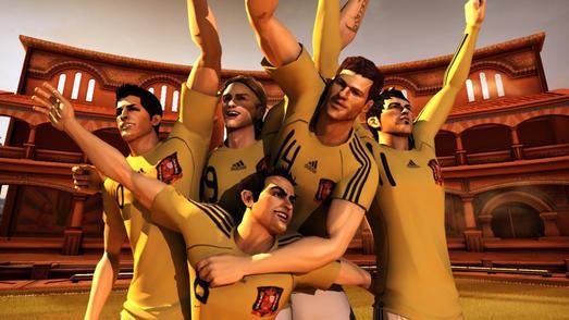 Pure Football Teamshot Spain