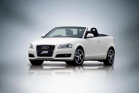 ABT A3 Cabrio weiß