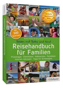 Reisehandbuch für Familien erhält ITB BuchAward 2016
