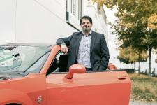 AEC Europe | Dodge and RAM | International Sales Director Mehdi Nabhani and AEC Europe to part ways after six successful years