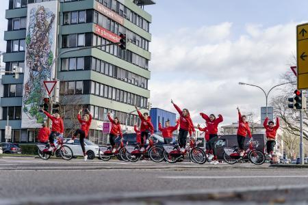 Frelo Performance / Bild: Valentin Behringer/Gutmann Media