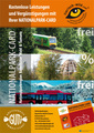 Nationalpark-Card Plakat