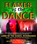 Flames Of The Dance ALIAS Irish World-Champions in der modernsten Tanz-Show der Gegenwart!