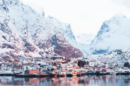 Tromso und Lofoten mit Komfort - Highlaender Reisen