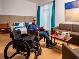 Neues Studio im Hotel an der Therme Bad Sulza / Foto: Christian Häcker