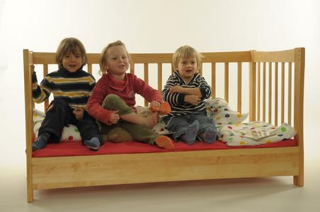 WDL Kinderbett Zaubermaus in Erle massiv_2