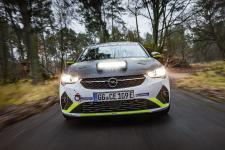 Schedule for ADAC Opel e-Rally Cup is Set