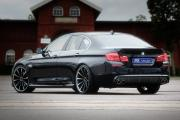 JMS Body Styling and COR.SPEED Alloy Wheels for the BMW 5-series F10/F11