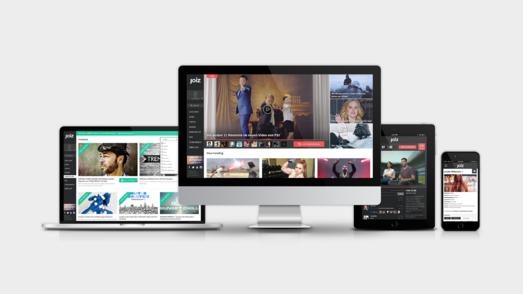 Frischer Look zum Weihnachtsfest: Social-TV-Sender joiz beschenkt seine Community mit neuer Website