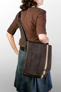 Saturday Night Suit - better than an internal office envelope Crumpler Laptop Bag