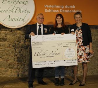 European Garden Photo Award 2017   Tyrone Mc Glinchey, Ulrike Adam und Sabine von Süsskind