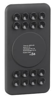 ZX-1778 02 revolt Qi-kompatible Slim-USB-Powerbank PB-500.qi 10.5 Watt