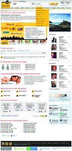 Partnersuche Screen