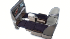United Airlines stellt neue Business Class vor