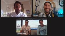 One last video call for 2020: Emirates partners with Arsenal, Real Madrid and AC Milan to give fans the surprise of their lives