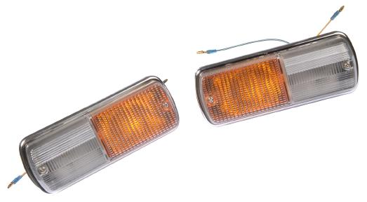 Mini Spares Mini Clubman Front Indicator Lamps