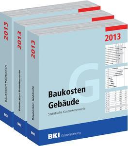 Cover Baukosten 2013