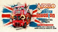 British Invasion - neue Show in Roncalli's Apollo Varieté