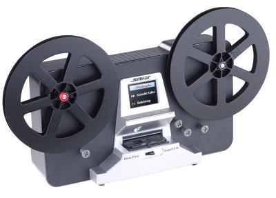 X-4294 Somikon HD-XL-Film-Scanner und -Digitalisierer für Super 8mm Stand-Alone, Bild: PEARL.GmbH