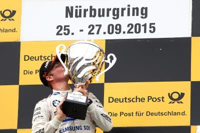 Maxime Martin, DTM 2015, Nürburgring